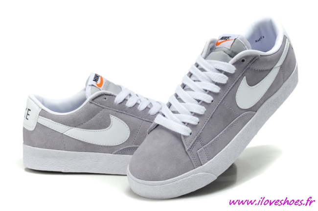 nike femme chaussures gris