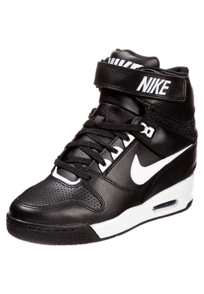 Nike Noir Nike Compensee Et Blanche Blanche Compensee Et Noir AL5R4j